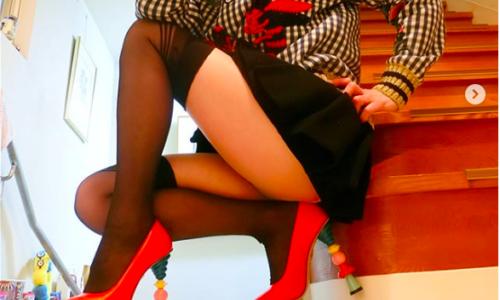 八木恵利子の美脚方法が凄い!! 61歳美脚インスタグラマーはファッション界の何者?
