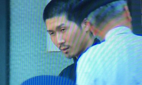平尾龍磨受刑者 逮捕現在の顔画像に衝撃!ヒゲが…逃走時,過去の