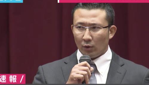 井上奨(つとむ)日大アメフトコーチ 会見