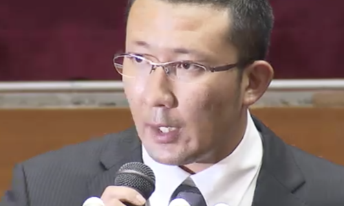 井上奨コーチ(顔画像)とは 宮川泰介選手が会見の悪質タックル指示の日大アメフト部コーチ