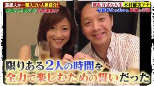 杉澤修一 木村郁美アナの激やせ拒食症の原因、元夫(旦那)の現在は詐欺師で逮捕!