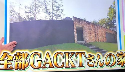 ガクトのマレーシア超豪邸自宅の画像!クアラルンプール別荘をテレビ初公開